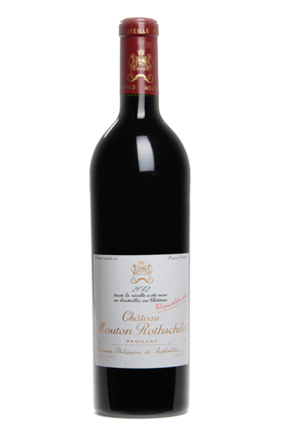 Primeurs 2016 Top Appellationen Mouton Rothschild